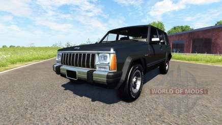 Jeep Cherokee 1984 für BeamNG Drive