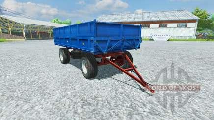 Trailer FORTSCHRITT HW 80.11 für Farming Simulator 2013