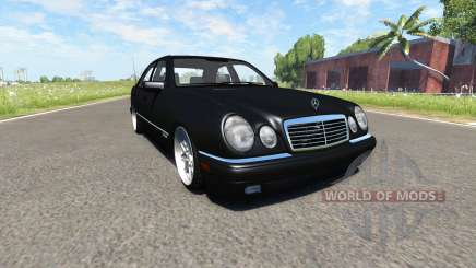 Mercedes-Benz E420 W124 tuning für BeamNG Drive