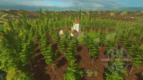 Lage-Dorf- für Farming Simulator 2015