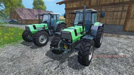 Deutz-Fahr AgroStar 6.31 & 6.61 pour Farming Simulator 2015