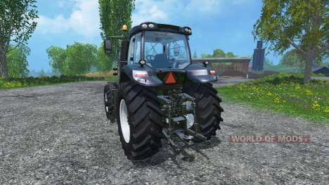 New Holland T8.320 Black Edition pour Farming Simulator 2015