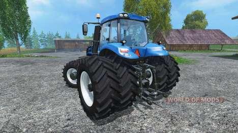 New Holland T8.320 DW für Farming Simulator 2015