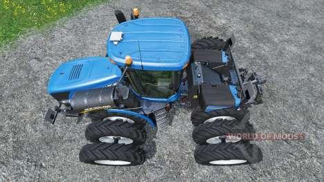 New Holland T9.565 trips für Farming Simulator 2015