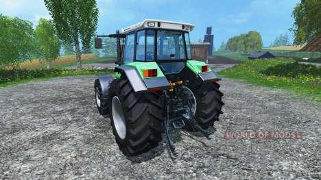 Deutz-Fahr AgroStar 6.61 Breitreifen für Farming Simulator 2015