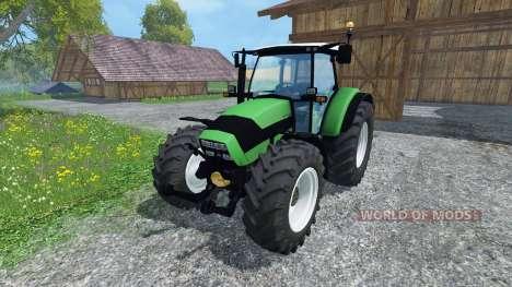 Deutz-Fahr Agrotron K 420 für Farming Simulator 2015