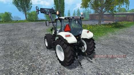 Steyr Multi 4115 Ecotronik v2.0 Universal pour Farming Simulator 2015