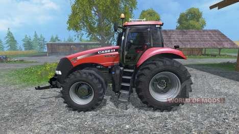 Case IH Magnum CVX 290 v1.4 pour Farming Simulator 2015