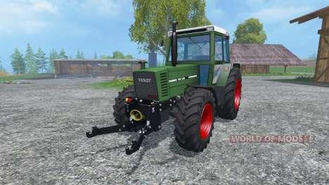 Fendt Farmer 310 LSA 1991 v1.1.1 pour Farming Simulator 2015