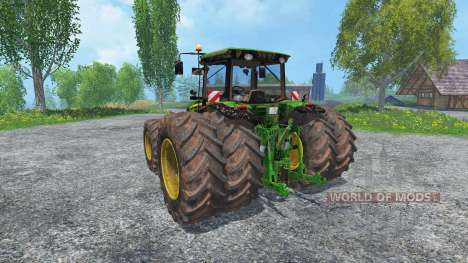 John Deere 7930 FL v2.0 dirt pour Farming Simulator 2015