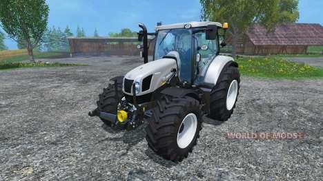 New Holland T6.160 increased tires für Farming Simulator 2015