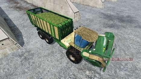 Krone BIG L500 Prototype für Farming Simulator 2015