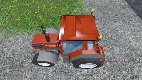 Fiat F130 DT 1991 pour Farming Simulator 2015