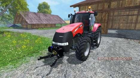 Case IH Magnum CVX 235 v1.4 pour Farming Simulator 2015