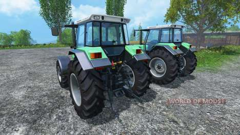 Deutz-Fahr AgroStar 6.31 & 6.61 für Farming Simulator 2015