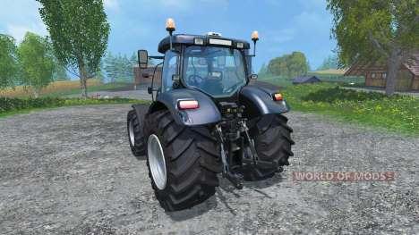 Case IH Puma CVX 160 Black Edition v2.0 für Farming Simulator 2015