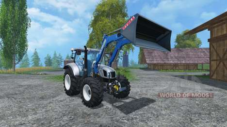 New Holland T6.200 2014 für Farming Simulator 2015