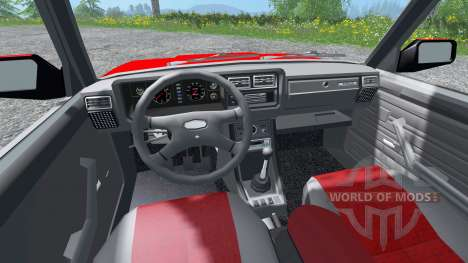 VAZ-2107 v2.0 für Farming Simulator 2015