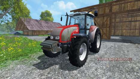 Valtra T140 Red pour Farming Simulator 2015