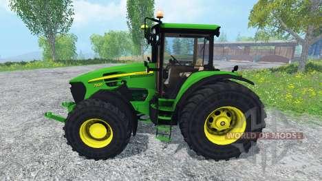 John Deere 7930 clean pour Farming Simulator 2015