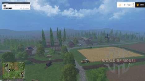 Temps d'accélération pour Farming Simulator 2015