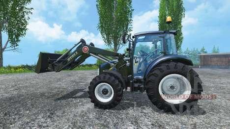 New Holland T4.75 Black Edition für Farming Simulator 2015