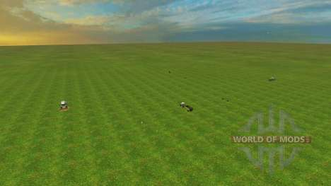 Emplacement vide pour Farming Simulator 2015