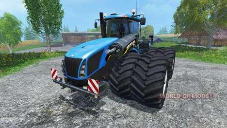 New Holland T9.565 Twin v1.2 pour Farming Simulator 2015