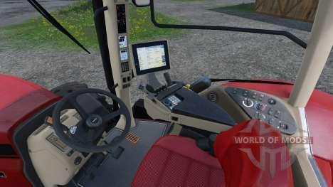Case IH Magnum 380 CVX 2015 pour Farming Simulator 2015