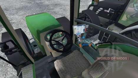 Fendt 936 Vario v1.1 für Farming Simulator 2015