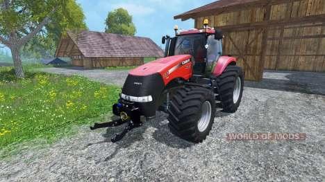 Case IH Magnum CVX 370 v1.4 pour Farming Simulator 2015