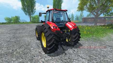 Lamborghini Mach VRT 230 Rot pour Farming Simulator 2015