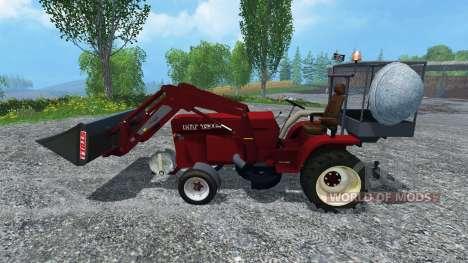 Hoftraktor HT13E FL clean pour Farming Simulator 2015