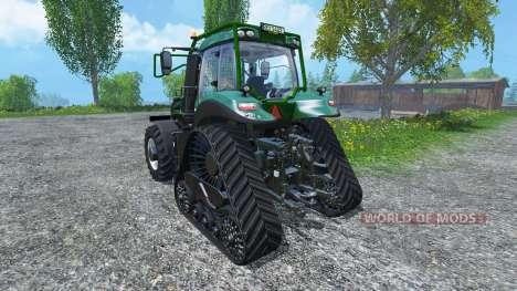 New Holland T8.435 Green Edition pour Farming Simulator 2015
