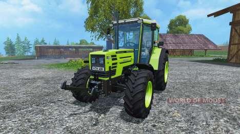Huerlimann H488 pour Farming Simulator 2015