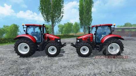 Case IH JXU 115 v1.0.1 pour Farming Simulator 2015
