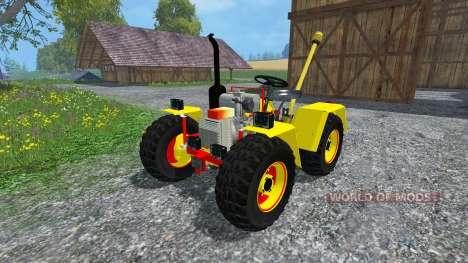 Landvogt X13 für Farming Simulator 2015