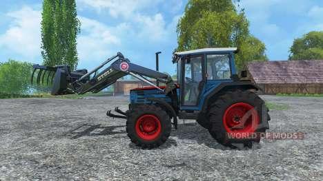 Eicher 2090 Turbo pour Farming Simulator 2015
