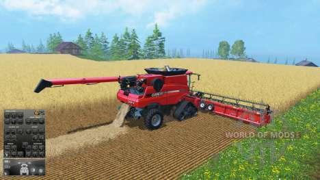 GPS v4.0 pour Farming Simulator 2015