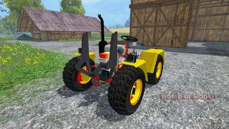 Landvogt X13 v1.1 für Farming Simulator 2015