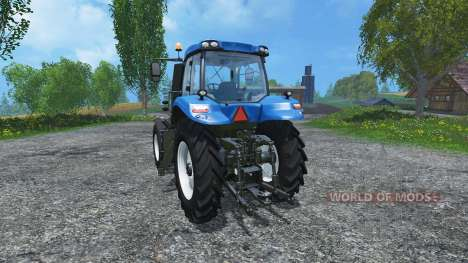New Holland T8.320 srow pour Farming Simulator 2015