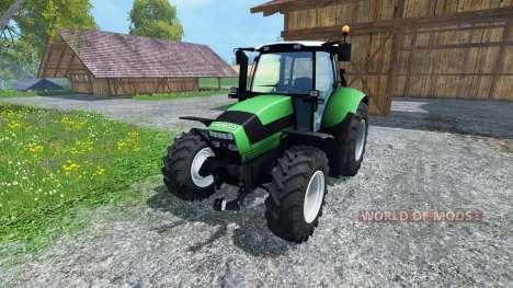 Deutz-Fahr Agrotron M 620 für Farming Simulator 2015