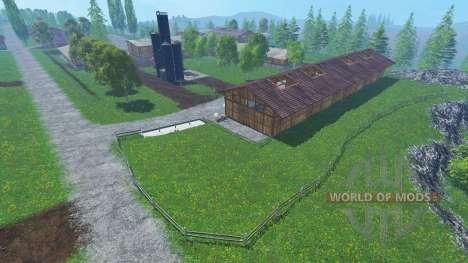 Lage Bornholm - v2.1 für Farming Simulator 2015