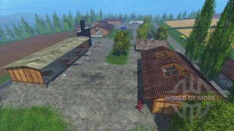 Emplacement de Bornholm - v1.1 pour Farming Simulator 2015