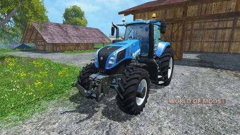New Holland T8.320 für Farming Simulator 2015