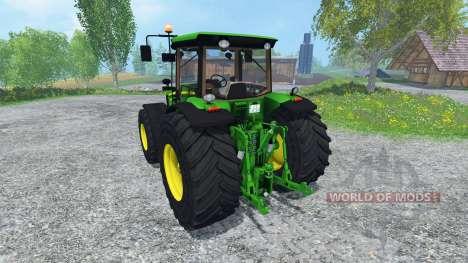 John Deere 7930 clean für Farming Simulator 2015