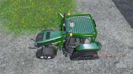New Holland T8.435 Green Edition für Farming Simulator 2015