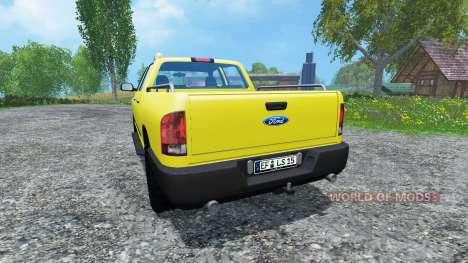 Ford Pickup v1.2 für Farming Simulator 2015