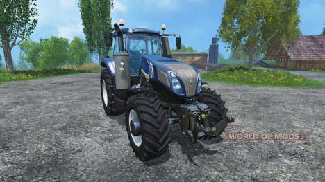 New Holland T8.435 Blue Power für Farming Simulator 2015