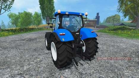 New Holland T7.270 für Farming Simulator 2015